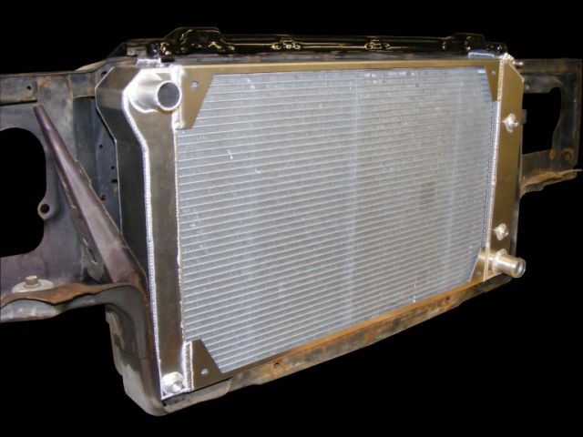 RnD Fabrication 82-88 G-Body Crossflow Radiator