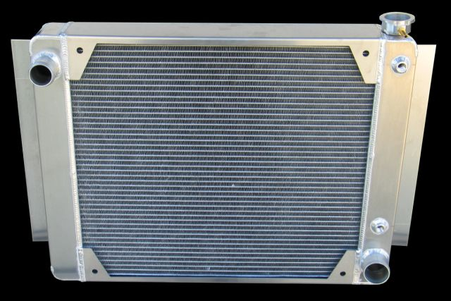 RnD Fabrication Early Nova Radiators