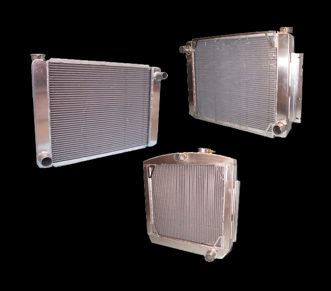 RnD Fabrication Crossflow Radiators