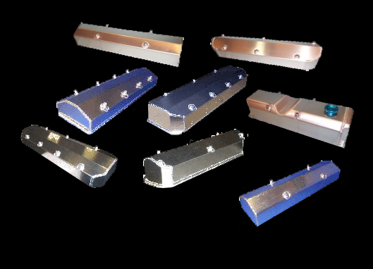 RnD Fabrication Valve Covers